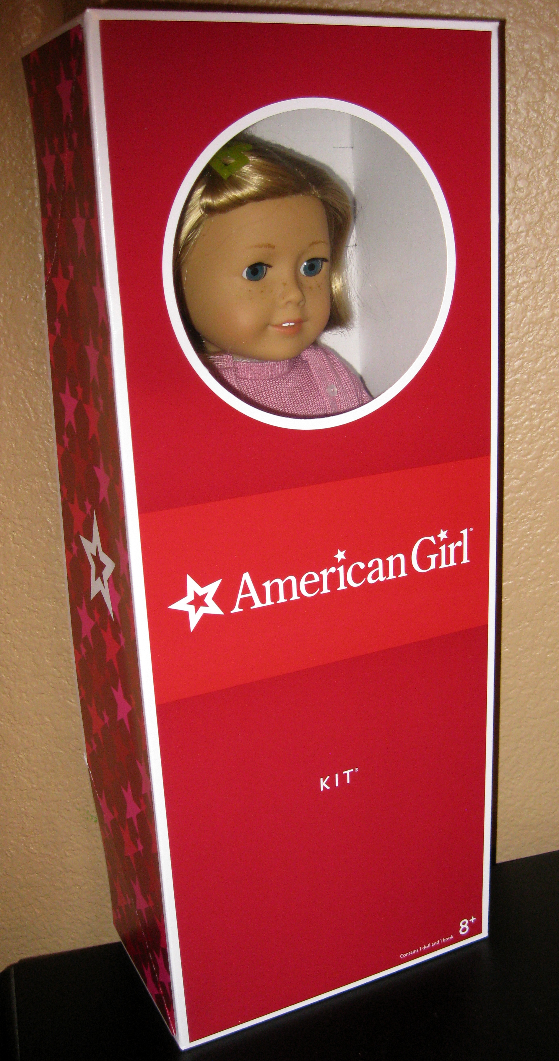American girl dolls are beloved and treasured by young girls